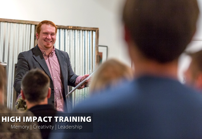 High Impact Training Sessions for Professionals