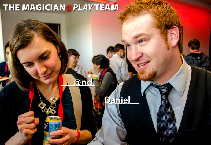 Meet the Magician@Play Team